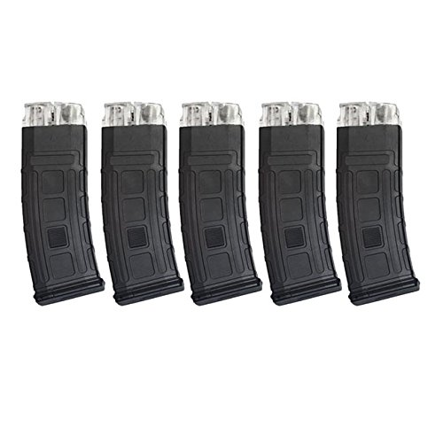 Helix Magazine, Black (5 Pack) by RAP4