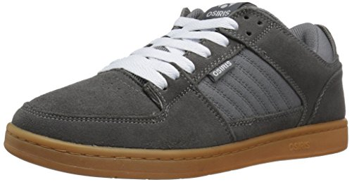 Osiris Men's Protocol Slk Skate Shoe Grey/Gum discount ebay buy cheap browse finishline sale online clearance buy 1TMC6JMii