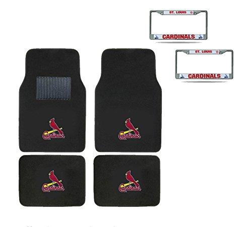 Louis Cardinals Floor - 4