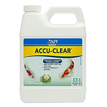 Api Pond Accu-clear Pond Water Clarifier 32-ounce Bottle 0