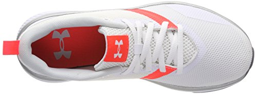 Blanco W De Under 2 Ua Deporte Mujer Para Armour Zapatillas Press white SgqWROvw