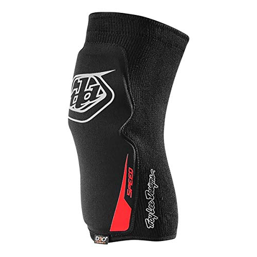 Medium//Large Black Troy Lee Designs Speed Adult Elbow Guard BMX Body Armor
