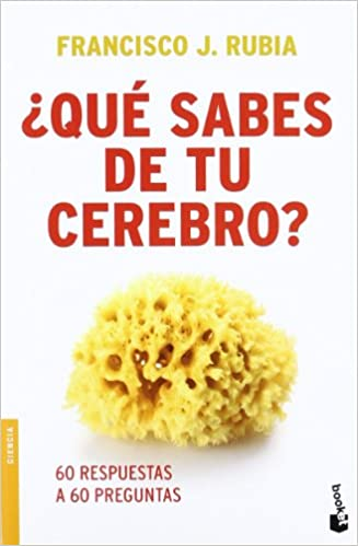¿Qué sabes de tu cerebro?: Francisco Rubia: 9788499980935: Amazon.com: Books