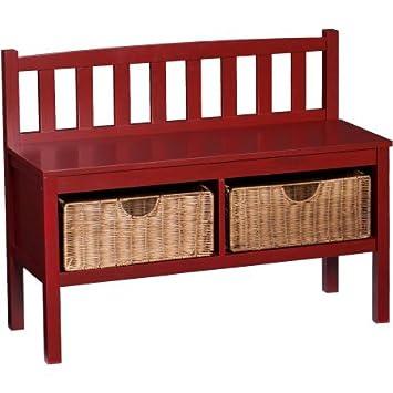 Fantastic Amazon Com Best Care Llc Contemporary Storage Wood Bench Beatyapartments Chair Design Images Beatyapartmentscom