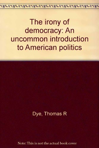 an introduction to the analysis of democracy Different forms of democracy attract an introduction to the history and analysis of democracy different forms of corrupting influences and challenges this article we.