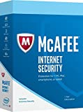 McAfee 2017 Internet Security - For all your devices (PC/Mac/IOS/Android) - Download Licence