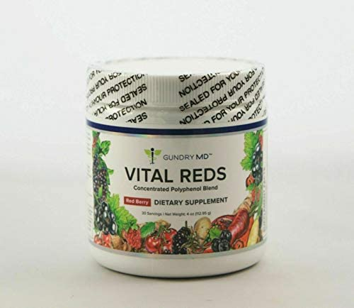 Vital Reds Concentrated Polyphenol Blend, 30 Servings