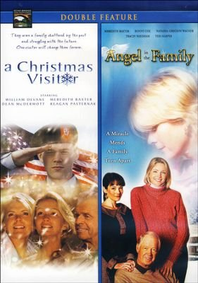 Christmas Visitor / Angel in the Family (Double Feature) (Movie Visitor Christmas Hallmark)