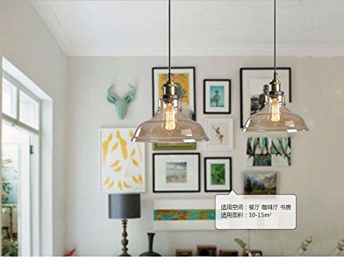 Lampada Vintage Industriale : Gtyy®lampadario retro vintage industriale lampada a sospensione