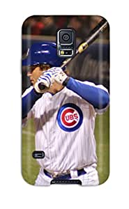 Queenie Shane Bright's Shop Hot 9673860K632560509 chicago cubs MLB Sports & Colleges best Samsung Galaxy S5 cases