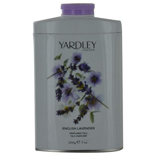 Yardley By Yardley English Lavender Tin Talc 7 Oz (new (Talcum Powder Tin)