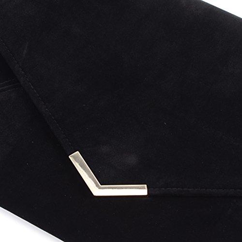 Pochette Noir surepromise Noir pour femme B6wYq