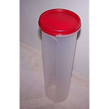 Tupperware Spaghetti Dispenser Red Seal (DESIGN 1, 1)