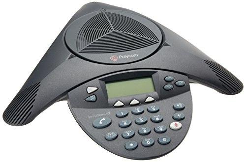 Polycom SoundStation2 Expandable Conference Phone - Lcd Keypad Alphanumeric