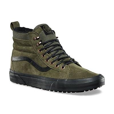 Vans SK8-Hi (MTE) Pat Moore/Grape Leaf VN0A33TXOGY Skate Shoes