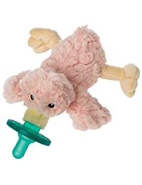 Mary Meyer WubbaNub Infant Pacifier ~ Blush Putty Duck BOBEBE Online Baby Store From New York to Miami and Los Angeles
