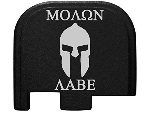 glock slide cover molon labe - 3