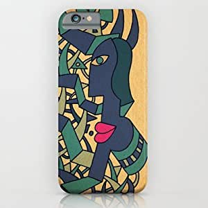 Society6 - - Meet The Queen Of The Sea - iPhone 6 Case by Magdalla Del Fresto