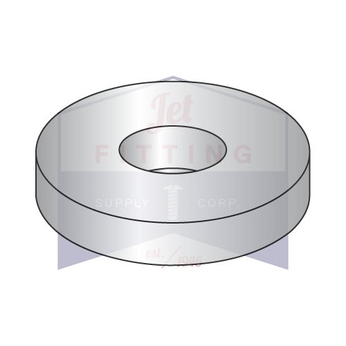 5/16X3/4X.04 Flat Washers | 316 Stainless Steel (QUANTITY: 5000) by Jet Fitting & Supply Corp