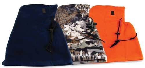 Occunomix 1070 HVO Fleece Balaclava Orange product image
