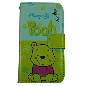 TYH - Pink Ladoo? ipod Touch4 Case Phone Cover Gril Winnie the Pooh Bear Mouse Minnie ending phone case