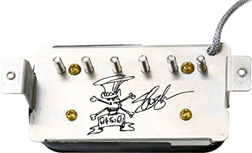 [Seymour Duncan APH-2b Alnico II Pro Slash Bridge Humbucker Electric Guitar Bridge Pickup Black] (Pro Humbucker)