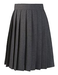 "French Toast Big Girls' ""Jana"" Pleated Skirt"