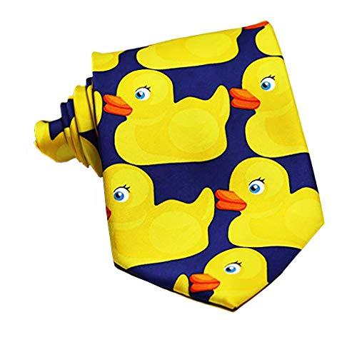 How I Met Your Mother Cosplay Bow Tie Yellow Duck Necktie Business Suit Tie Neckwear Accessories Show Wedding Tie