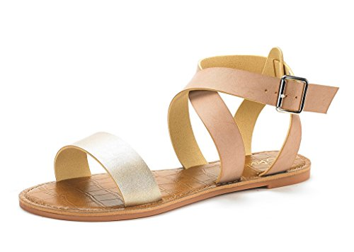 DREAM PAIRS MERIDIAN Crisscross Gladiator product image