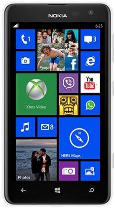 Nokia Lumia 625 - Smartphone Libre y Desbloqueado (8 GB), Color ...