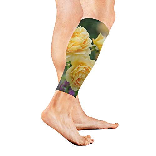 CAPTAIN VIKINGS Calf Sleeve Compression Protective Guard for