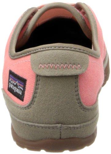 Patagonia Kvinners Aktivist Lerret Mote Sneaker Korall