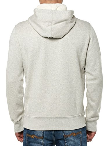 Grey Men's Polo Ls Hoodie Fz Hood Pkt Ralph Lauren Sports Ppc qOwPq7Bpn