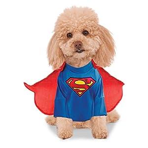DC Comics Pet Costume, Small, Superman