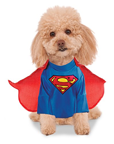 DC Comics Pet Costume, Medium, Superman