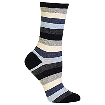 Hot Sox Women's Originals Classics Crew Socks