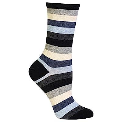 Hot Sox Women's Originals Classics Crew Socks