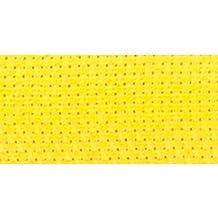 DMC GD1436B-3976 Bright Ideas Aida Cloth, Lemon Twist, 14-Count