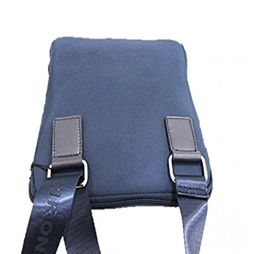 Bolsa de la compra hombre correa de Roncato Bandolera 46.60.00 Azul