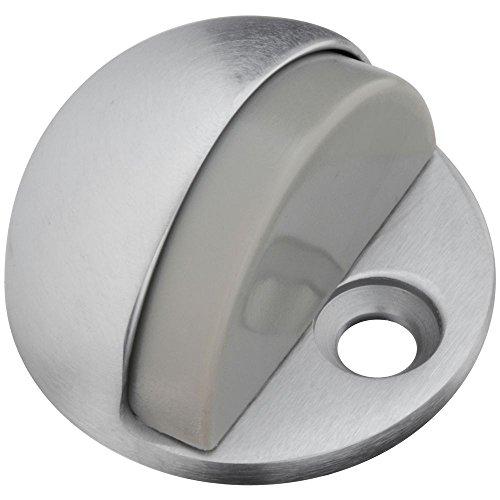 National Hardware N215-830 V1936 Floor Door Stop in Chrome ()