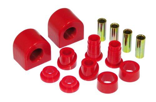 (Prothane 7-1152 Red 26 mm Front Sway Bar Bushing Kit)