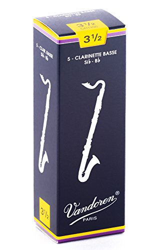 reeds bass clarinet 3.5 buyer's guide for 2019