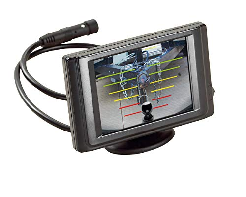Hopkins 50002 Smart Hitch Backup Camera and Sensor System - Hoppy Tow Vehicle