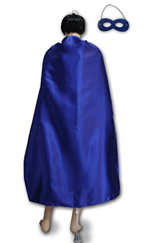 Men-Womens-Superhero-Cape-or-Cloak-Any-Color-Mask-Lacing-Party-Costumes