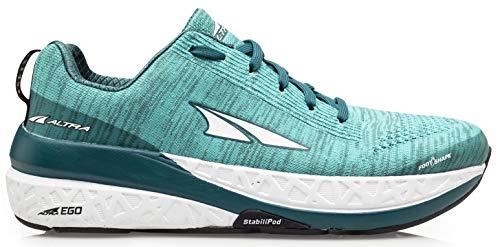 Altra Women's Paradigm 4.5 Road Running Shoe, Teal - 8 M US
