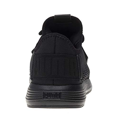 Uprise Mesh Homme Baskets Puma Noir Mode 4fdwqCwH