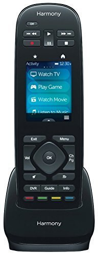 Logitech Harmony Ultimate One IR Remote with Customizable - Harmony Remote Ultimate Battery