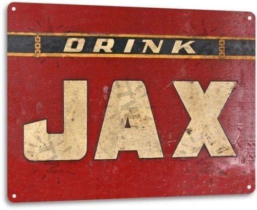 Metal Tin Sign answer desk rates Decor Bar Pub Home Vintage Retro