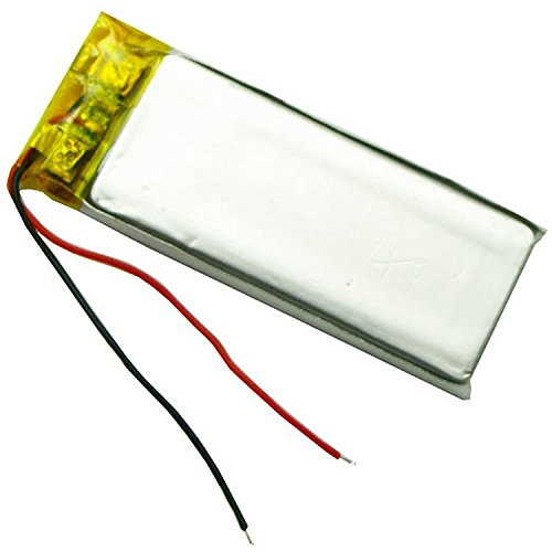 Ofeely 3.7V 400mAh battery 402050 Lithium Polymer Li-Po li ion Rechargeable Battery For Mp3 MP4 MP5 GPS