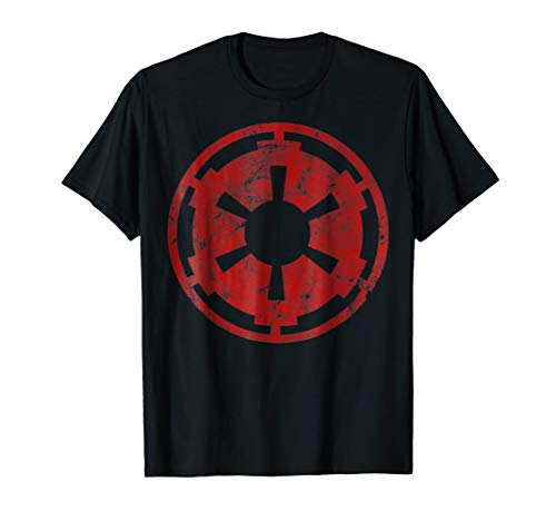 Star Wars Empire Emblem Graphic T-Shirt